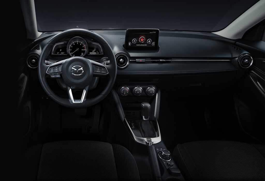 Mazda 2 Sedán Tablero