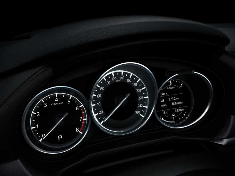Tablero Mazda 6