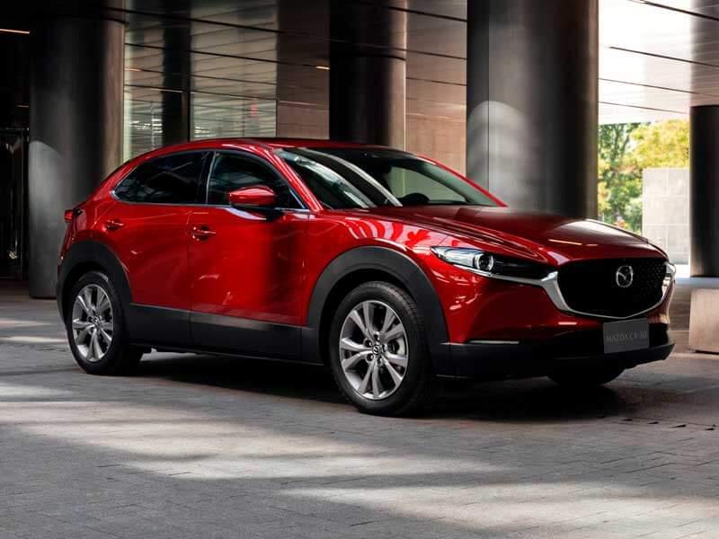 Mazda CX-30 exterior