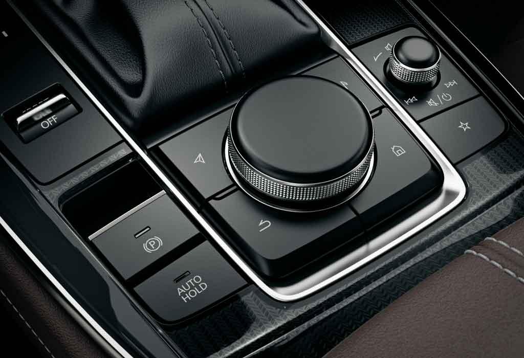 Nueva Mazda CX-30 Control Multimedia