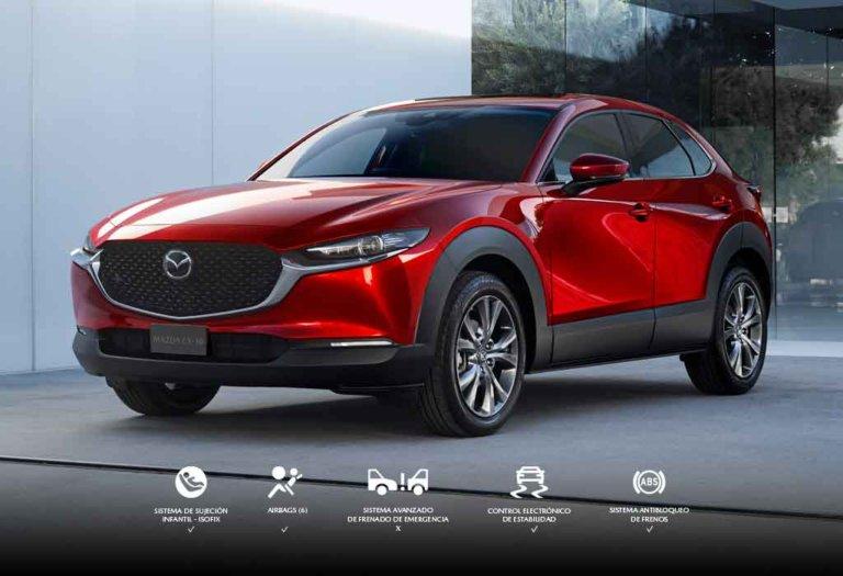 Nueva Mazda CX-30 Exterior