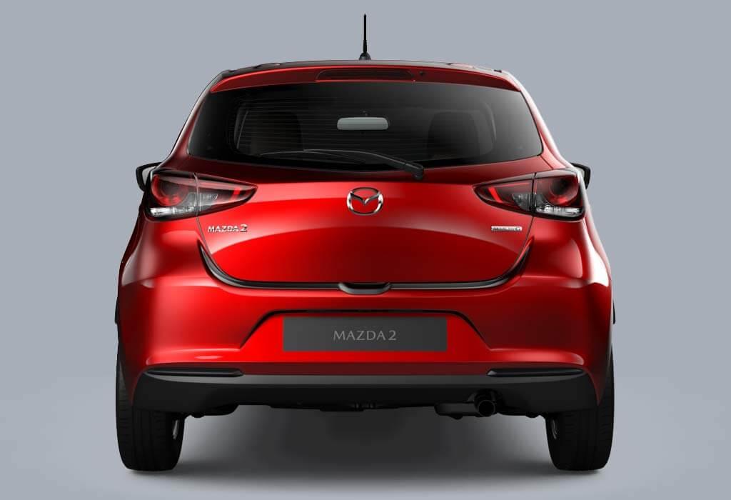 Mazda 2 Sport Cola