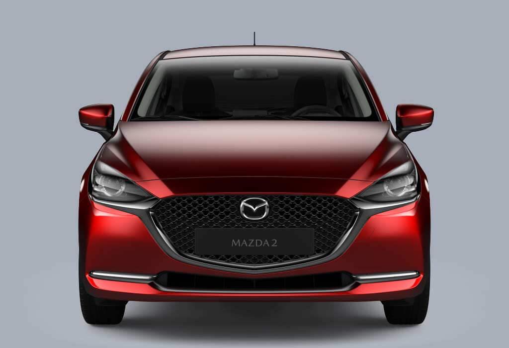 Mazda 2 Sport Frente