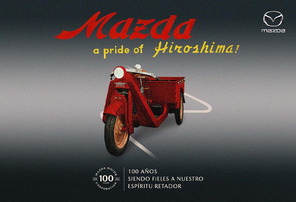 Mazda 100 Años