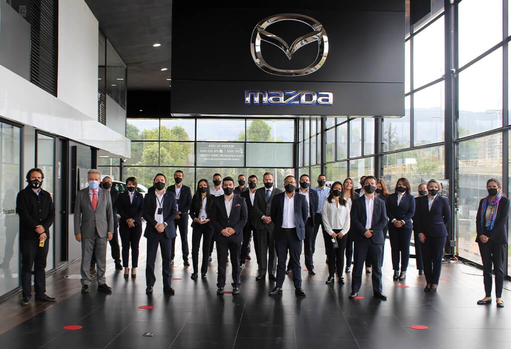 Legado Mazda