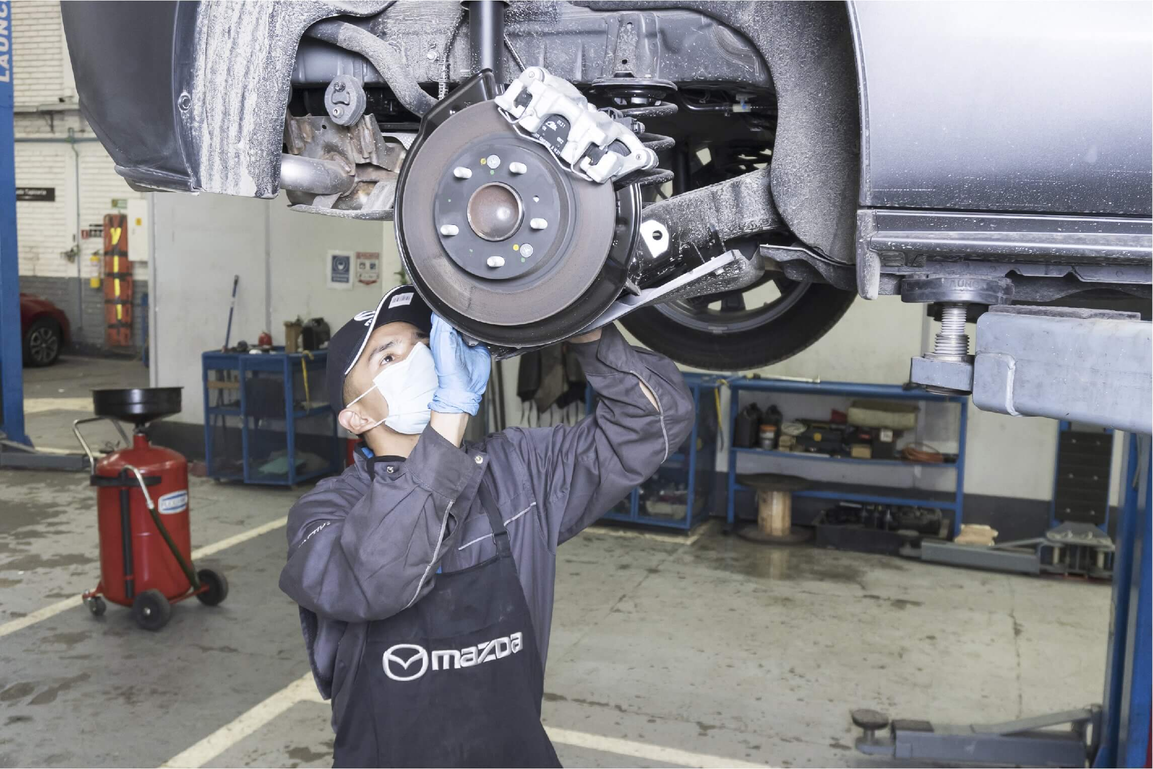 Balanceo Mazda